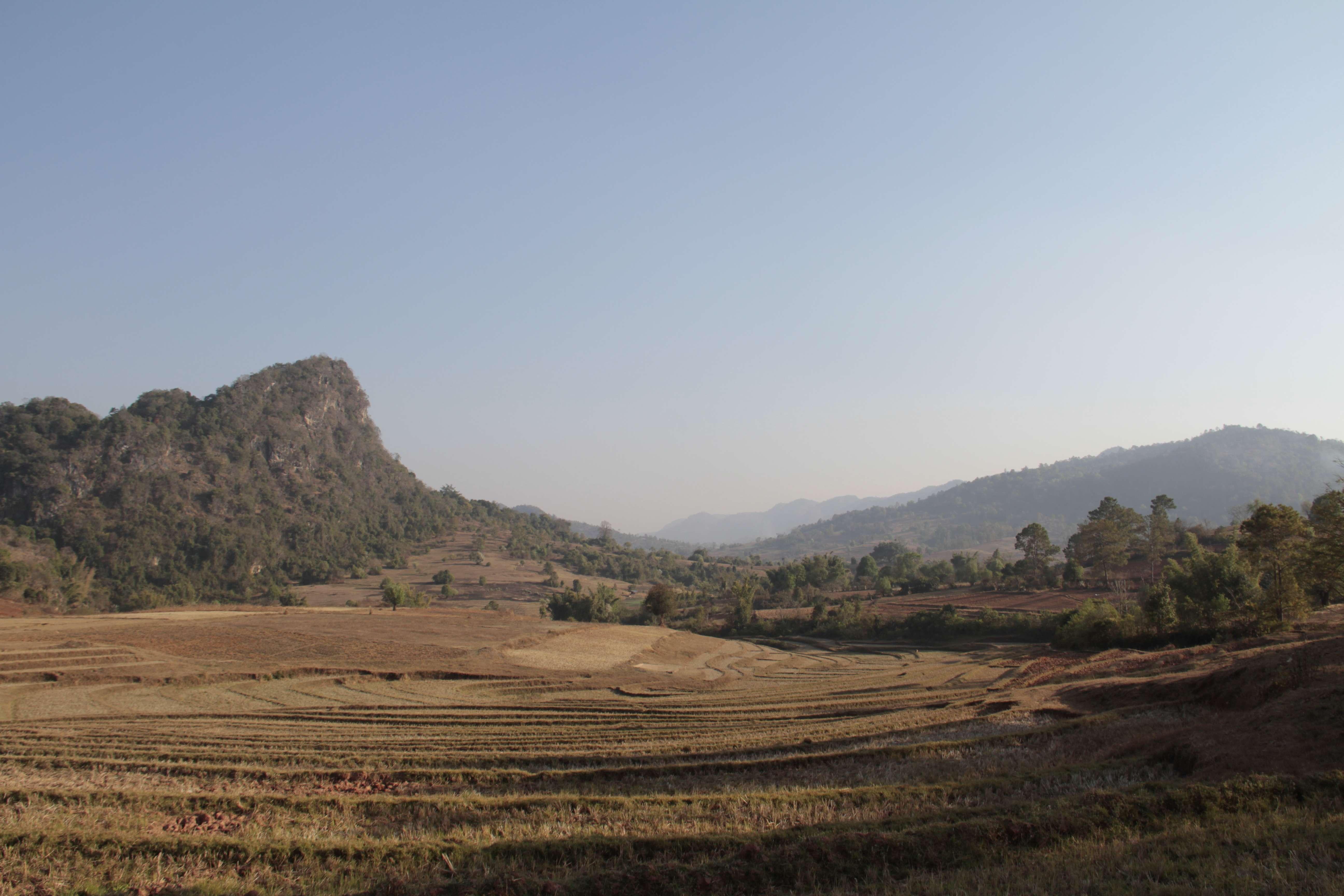 Myanmar fevrier 2019_0672 Trek Kalau Inle jour 2