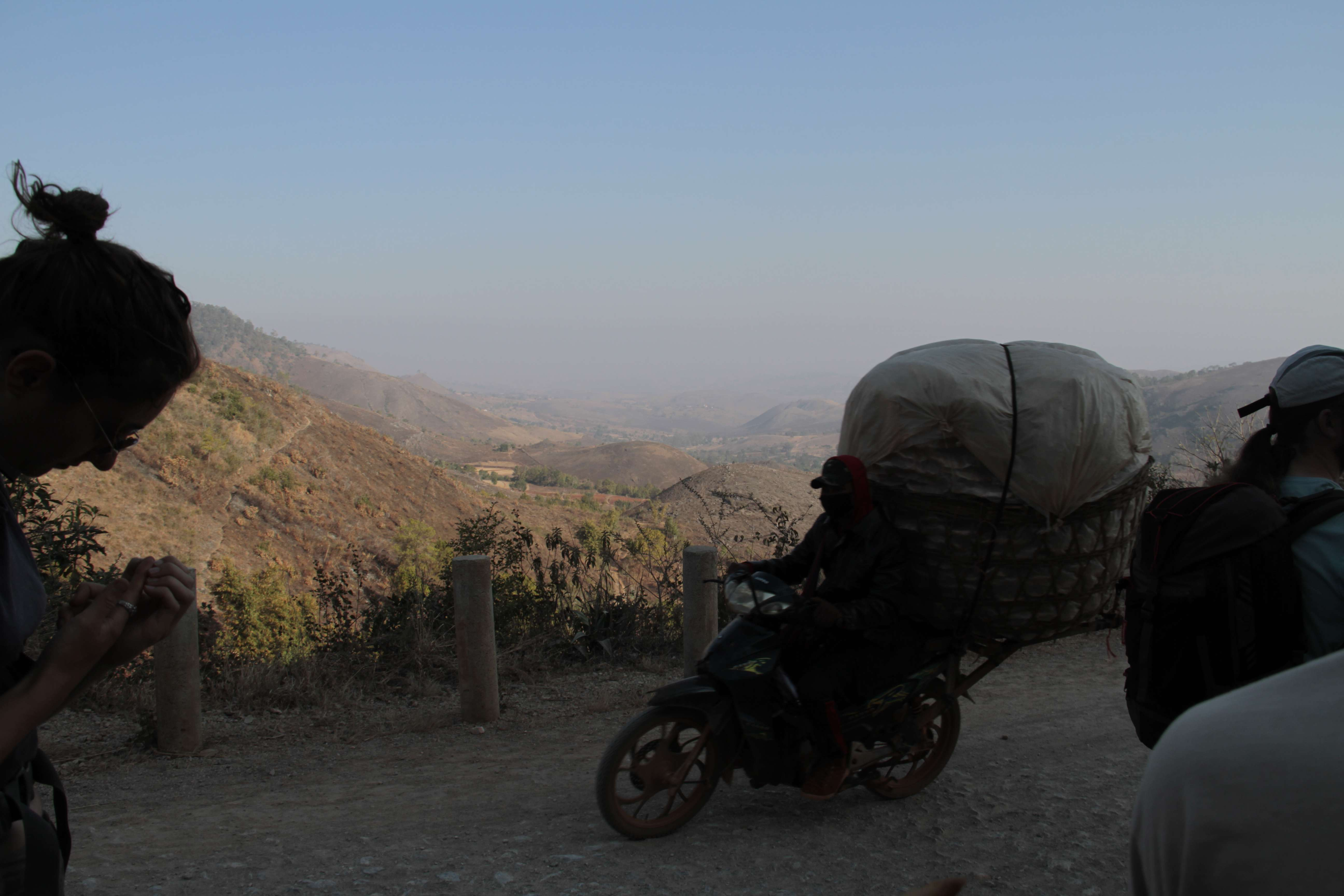 Myanmar fevrier 2019_0680 Trek Kalau Inle jour 3
