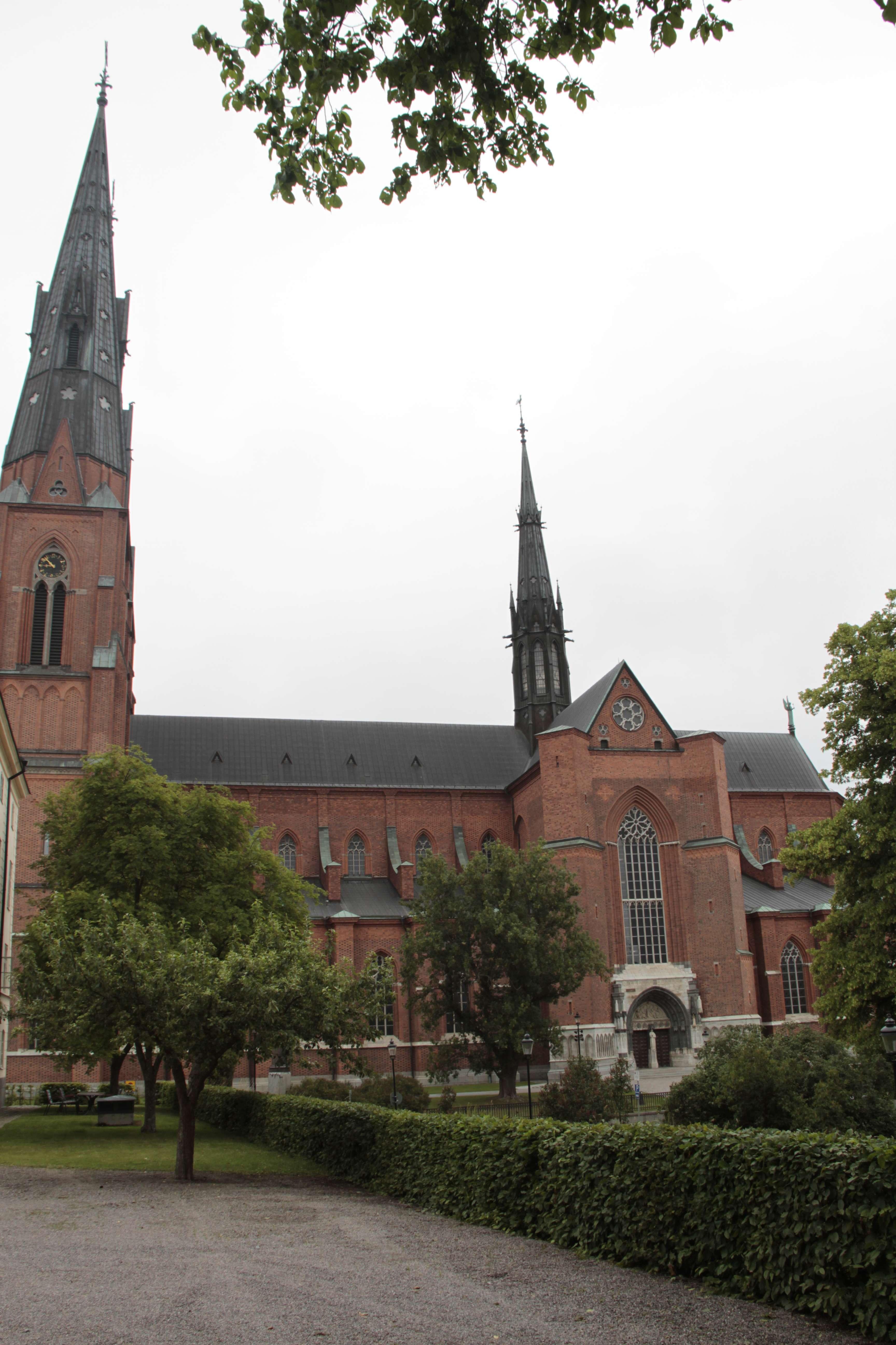 Suede_0366 Uppsala Domkyrka cathérale