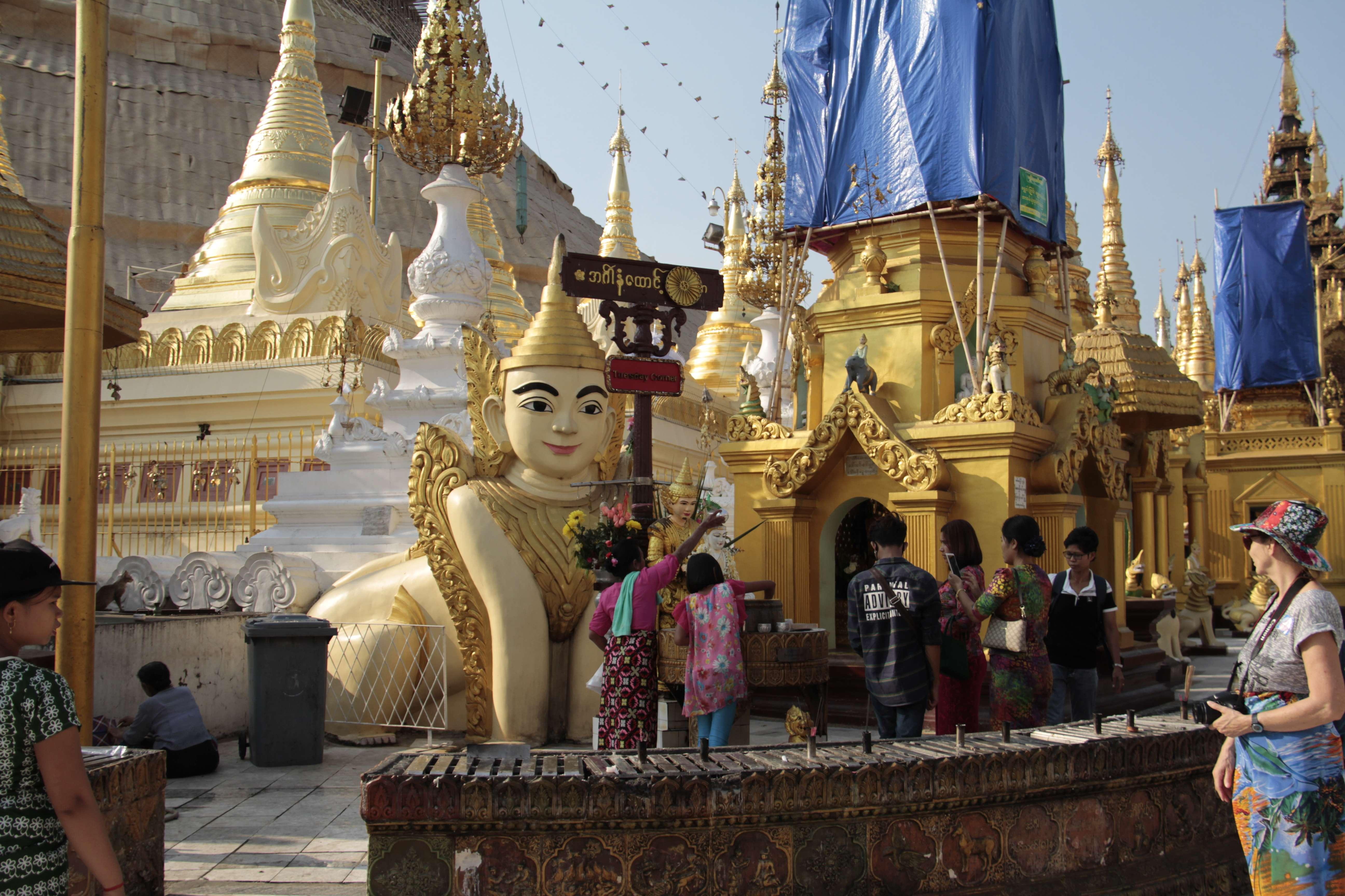 Myanmar fevrier 2019_0036 Yangon Shwedagon pagoda