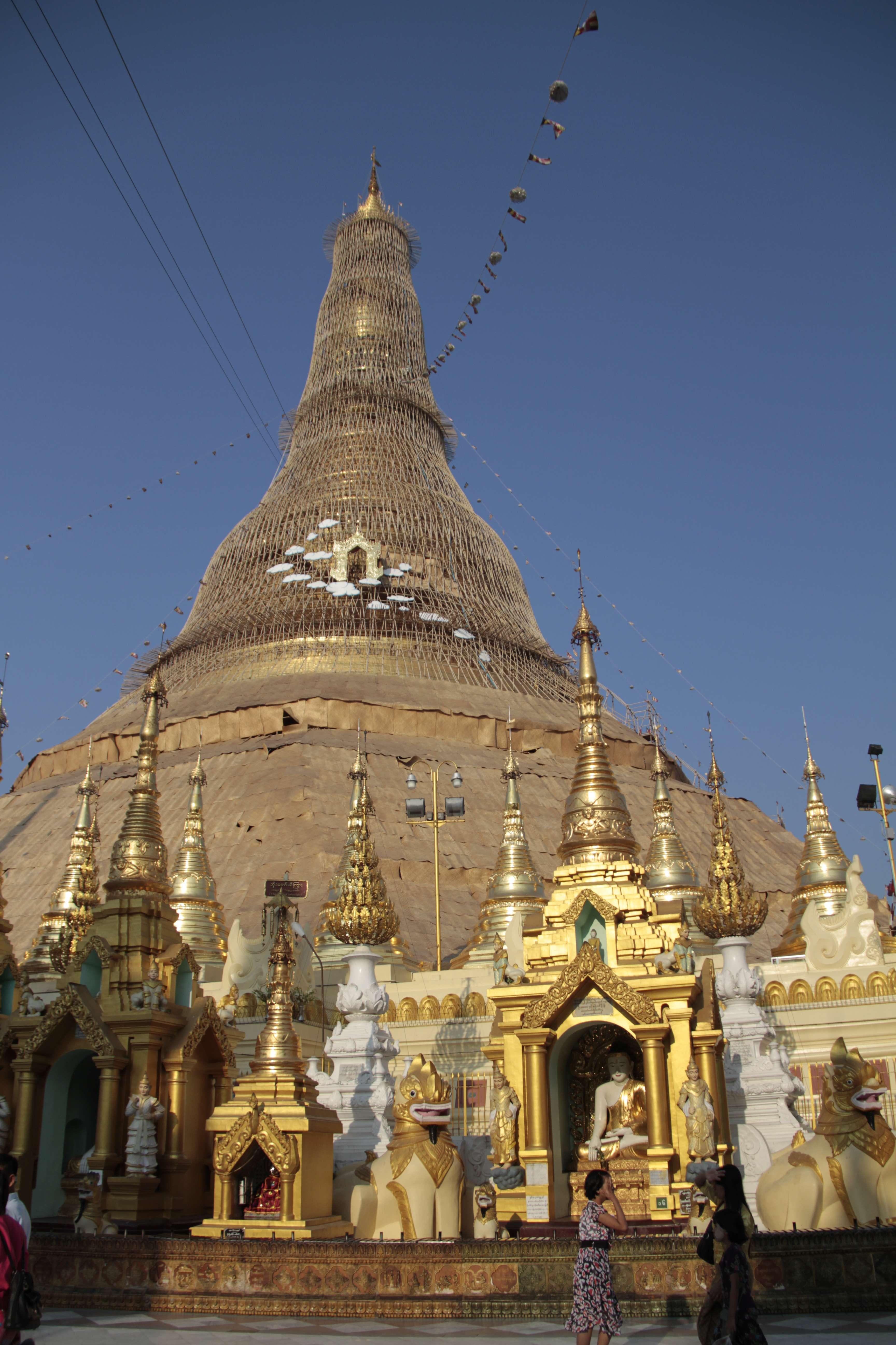 Myanmar fevrier 2019_0054 Yangon Shwedagon pagoda