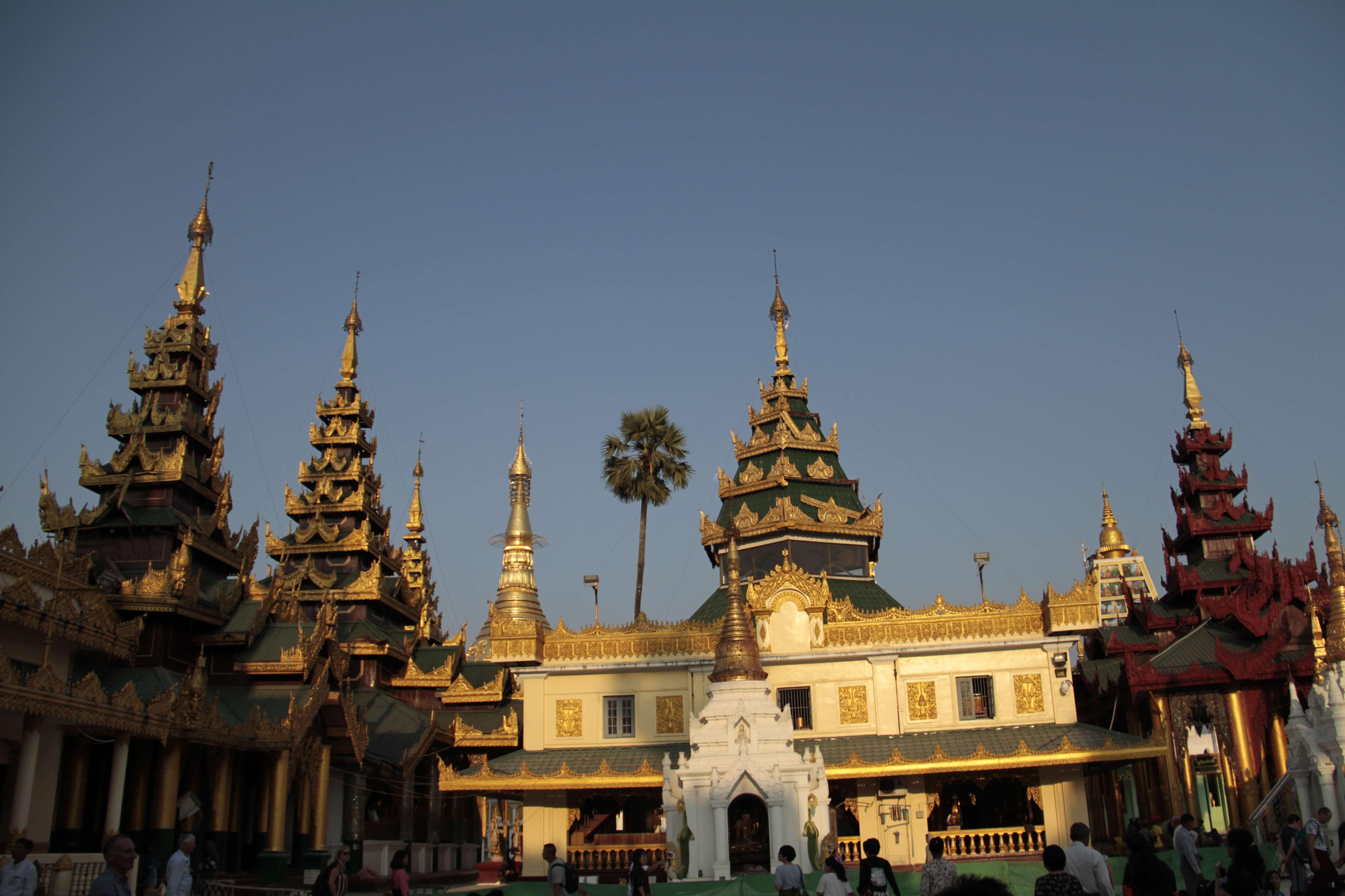 Myanmar fevrier 2019_0064 Yangon Shwedagon pagoda