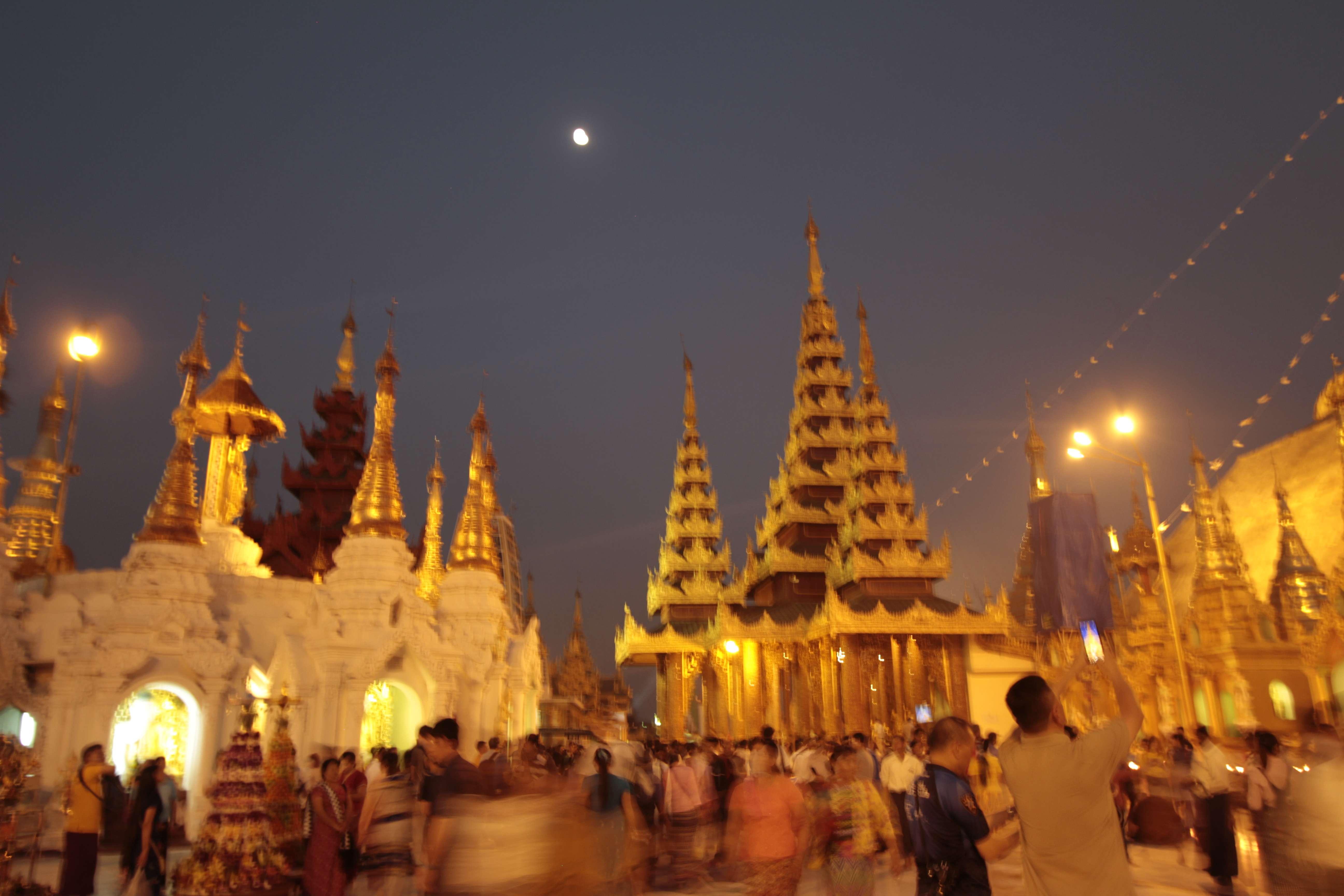 Myanmar fevrier 2019_0078 Yangon Shwedagon pagoda